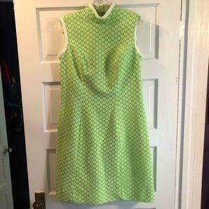 Vintage handmade A line 60's dress